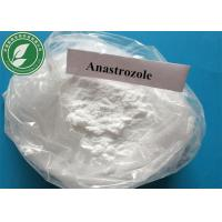 China Pharmaceutical Intermediate Anastrozole For Antitumor CAS 120511-73-1 on sale