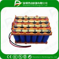 24V 30Ah Lifepo4 battery pack Manufactures