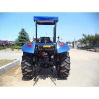 High Power Engine DQ1204 Compact Diesel Tractor With Hydraulic Steering Direct Injection Manufactures