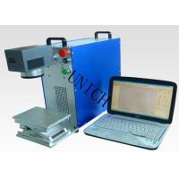 Portable Fiber Laser Marking Machine Manufactures