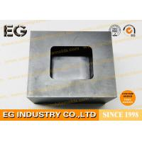 Copper Graphite Ingot Mold High Pure Material Custom Shape For Sintering Industries Manufactures