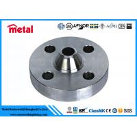 China ANSI B16.5 RF 300LBS Reducing Weld Neck Flange For Oil / Gas System ASTM A182 F51 NPS on sale