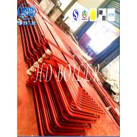 Red Carbon Steel Superheater In Boiler Energy Saving For Power Station Manufactures