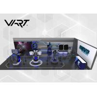 Buy cheap HTC VIVE VR Theme Park All in One Virtual Reality Simulation Rides for GTI from wholesalers