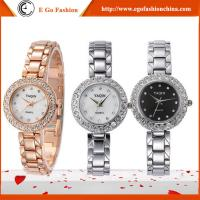 YQ07 Rose Gold Silver Watch Stainless Steel Band Watches Girls Female Bracelet Watch Dress Manufactures