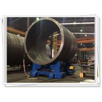 Buy cheap 40T Self Aligned Welding Rotator For Wind Tower Single Section Welding from wholesalers