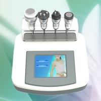 Tripollar and monopolar RF ultrasonic cavitation slimming machine for fat reduction Manufactures