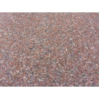 Wholesale Natural Chinese Wall Cladding Peninsula Red Granite, G386 Red Granite Slab Manufactures