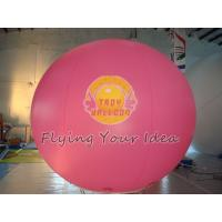Custom Inflatable Advertising Balloon with UV protected printing for Entertainment events Manufactures