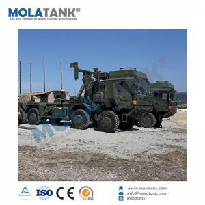 Mola Tank PVC coated canvas foldable heavy duty rectangular plastic tanks 500000 liter