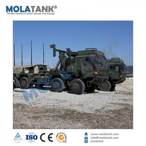 Quality Mola Tank PVC coated canvas foldable heavy duty rectangular plastic tanks 500000 liter for sale