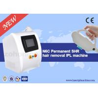 OPT Advanced SHR IPL Technology Permanent Hair Removal and Wrinkle Removal Manufactures