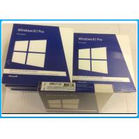 64/32 BIT Microsoft Windows 8.1 Pro Pack SP1 Full Version DVD & Original OEM key Manufactures