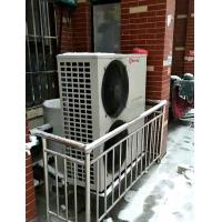 21KW Domestic Water Hot Home Heat Pump With Display LCD Figer Touch Manufactures