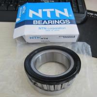 Single Row NTN Taper Roller Bearing Chrome Steel Bearings ABEC-5 / ABEC-7 Manufactures