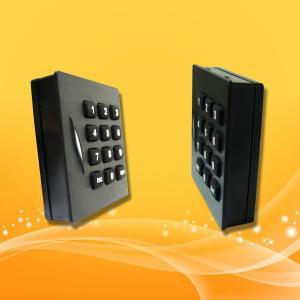 Keypad RFID Card Reader , 13.56MHz Mifare Card Access Control Rfid Reader Manufactures