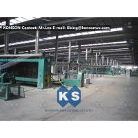 Heavily Galvanized Galfan And PVC Coated Hexagonal Wire Mesh Making Machine Manufactures