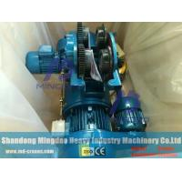 High Quality MD1 Model Double Speed 10Ton Wire Rope Electric Hoist Manufactures