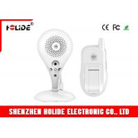 2.4 Inch Wireless Doorbell Camera Two Way Communication Video Baby Monitor Manufactures
