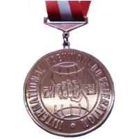 Stamping / Die Casting Custom Sports Medals With Customized Logos 3mm - 10mm Thickness Manufactures