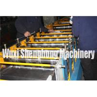 380V 3 Phase Sheet Metal Roofing Forming Machine 0.8 - 1.6mm Thickness Manufactures