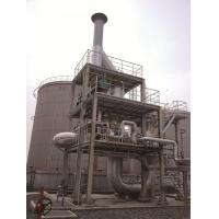 S S Waste Water Thermal Oxidizer Design , Liquid Waste Incinerator Manufactures