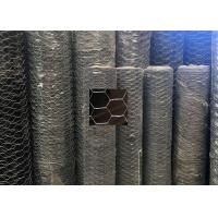 Poultry Gabion Wire Mesh Fence / Chicken Wire Fencing Panels Double - Twisted Manufactures
