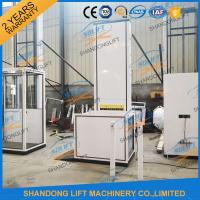 Electric Hydraulic Wheelchair Lift : Electric hydraulic residential elevators wheelchair lift