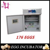 Digital 176 eggs small Automatic Chicken Incubator Manufactures