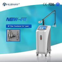 Quality Skin Resurfacing Co2 Fractional Laser Machine Humanized Software Control for sale