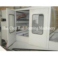 110kw Colorful Stone Coated Roof Tile Machine Roof Sheet Making Machine Manufactures