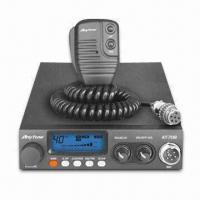 Vehicle CB Radio with ASQ and Scan Functions, Supports AM/FM Mode Manufactures