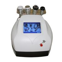Cosmetic Spa Portable Ultrasonic RF And Cavitation Slimming Machine 110V/60HZ Manufactures