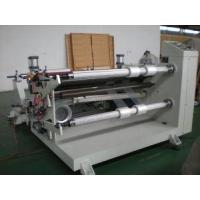 China PLC Controlled Slitting Machine for Release Liner Paper (DP-1300) on sale