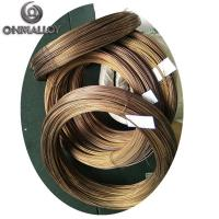 0Cr25Al5 Diameter 3.0mm Heat Resistant Wire Fecral Gold 700 Mpa Tensile Strength Manufactures