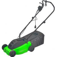 China 1000w Lawn Mower Equipment ,  32cm Electric Lawn Mower 3500/M No Load Speed on sale