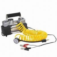 Metal Portable 150psi Car Air Compressor, Various Tire Inflators are Available Manufactures