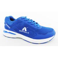 Quality Blue / Black Sketcher Sports Shoes Breathable Sport Running Shoes for sale