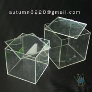 China BO (50) acrylic body jewelry display case on sale
