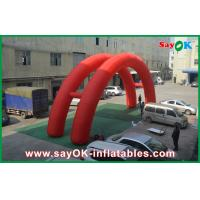 Customized Practical Inflatable Archway Durable With Logo Promotion Manufactures