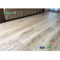 Durable SPC Flooring , Commercial Grade Vinyl Flooring That Looks Like Wood Manufactures