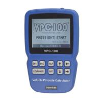China High Quality VPC-100 Hand-Held Vehicle PinCode Calculator VPC100 VPC 100 Pin Code with Factory Price and Fast Shipping on sale