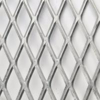 Train Station Fence Expanded Wire Mesh XS-82 With Customized Hole Shape Manufactures