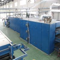 Auto Thermal Bonding Machine Padding Mattress Production Nowoven Drying Oven Manufactures