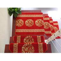 Chinese Style Red Carpet Runner Tufted Stairs Rugs From China Carpets Factory Manufactures