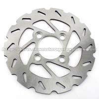 China Road Quad Bike Parts Front Brake Disc Replacement For Yamaha Yfm 400 on sale