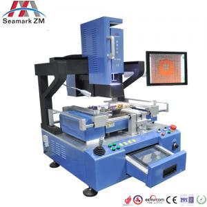 Seamark ZM best bga rework machine ZM-R6821 with 3 tempeature zones for repairing bga chipset Manufactures