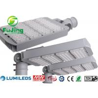 China Modular Commercial Led Parking Lot Lights , High Lumen Warm White Led Area Light on sale
