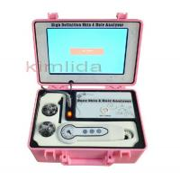 """Health Scanner Freeze Frame Hair / Skin Testing Equipment 10"""" LCD Manufactures"""