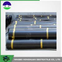 High Seepage HDPE Geomembrane Liner 1.50mm For Hazardous Material Manufactures